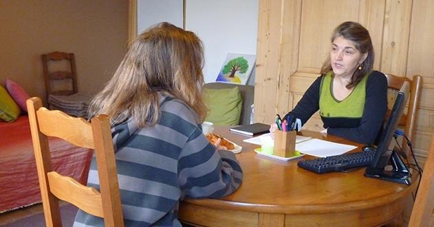 choix d'orientation avec Véronique Antonioli, consultante en orientation professionnelle