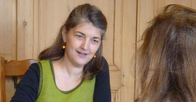 faire émerger ses motivations et ses aspirations ; Véronique Antonioli, Anse Rhône.