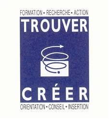 Logo Trouver Créer